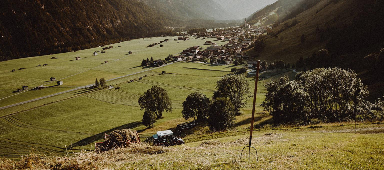Haussegen Edelbrände Tirol Schaubrennerei